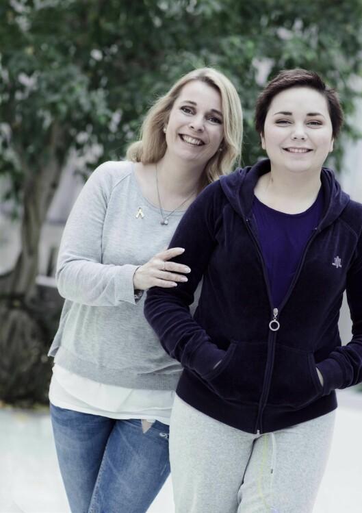 VILJESTYRKE: Ingvild har vist en voldsom viljestyrke og stort pågangsmot, og har tatt initiativ til å pusse opp barne- og ungdomsrommet på sykehuset på Lillehammer, og for det ble hun kåret til årets initiativtaker av TV Norge-programmet «Norske helter». Foto: Astrid Waller