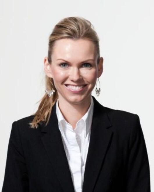 Monica Børter Bekkhus, markedssjef i Weifa Foto: Weifa