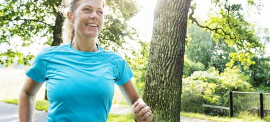 Slik effekt har trening på kroppen