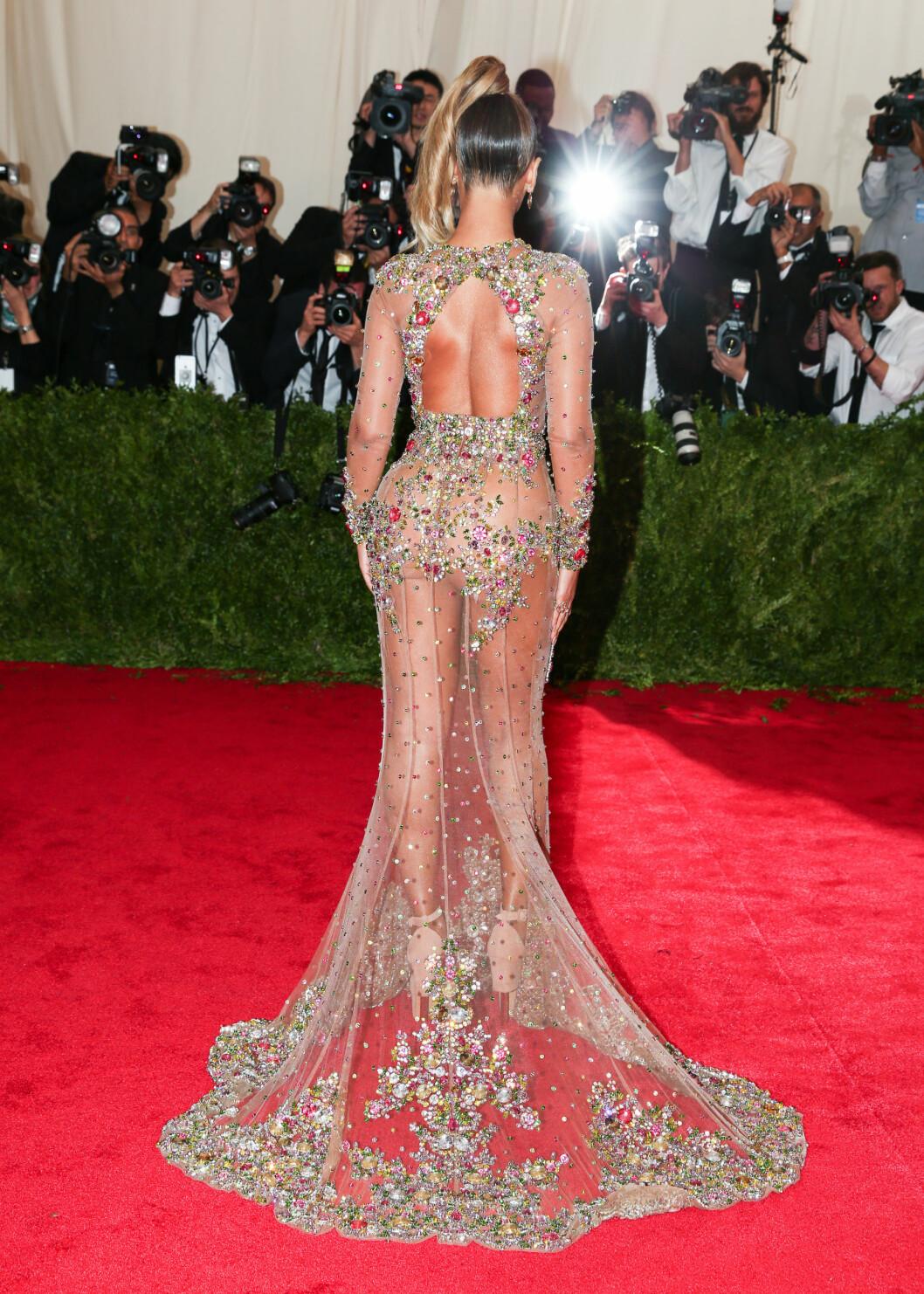 Beyoncé Foto: SipaUSA