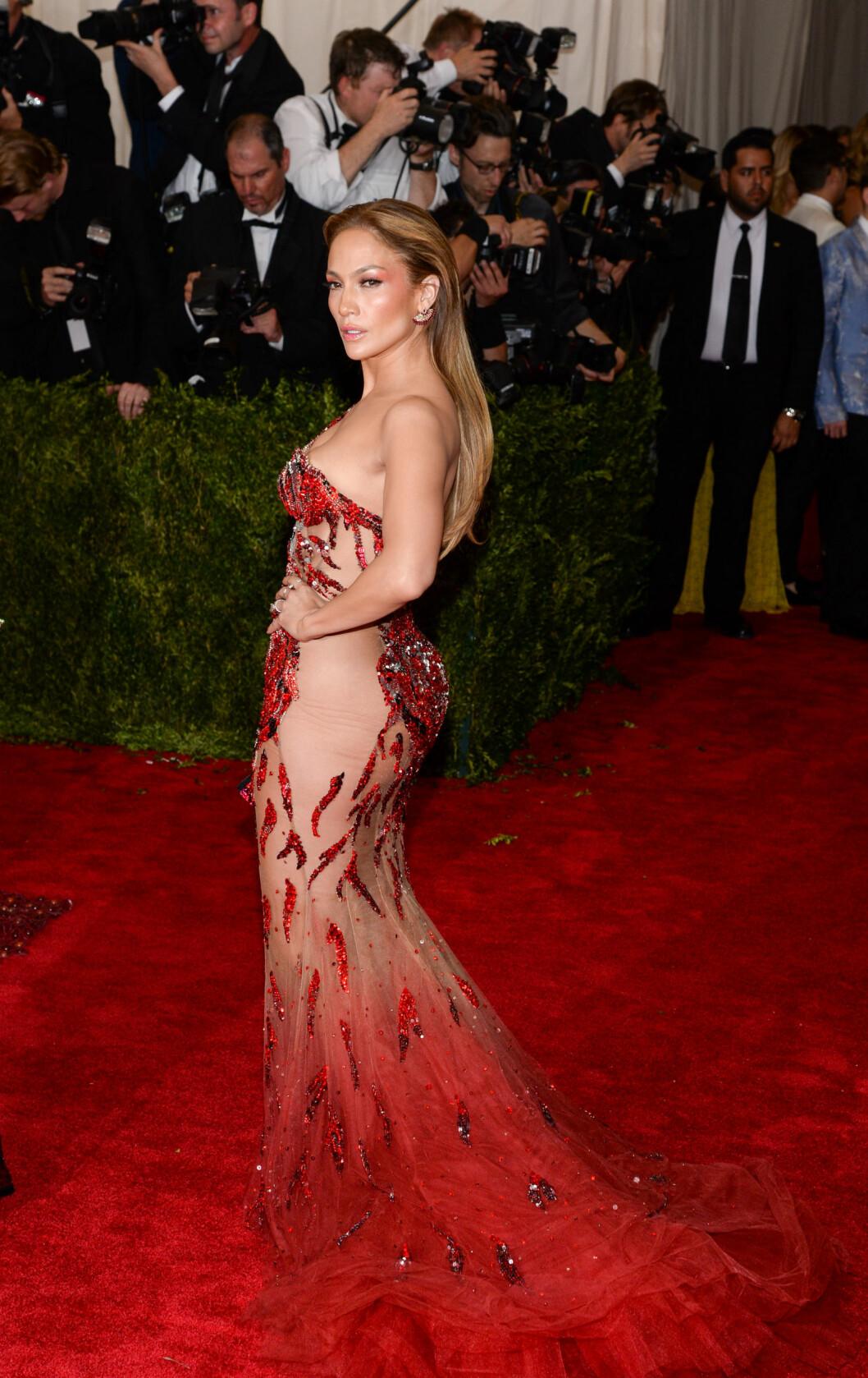 Jennifer Lopez Foto: SipaUSA