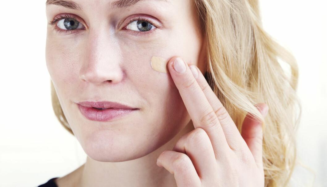 Kan en uke uten sminke gi finere hud?