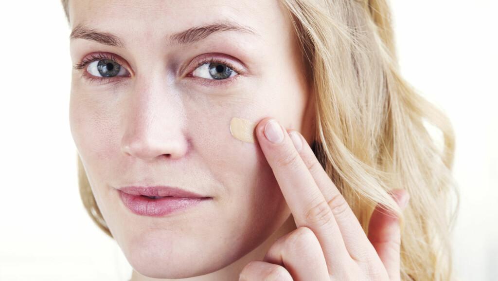 SMINKEFRI: Vi har hørt med eksperten om det å ta seg en sminkefri periode  kan ha positive resultater for huden.  Foto: All Over Press Norway