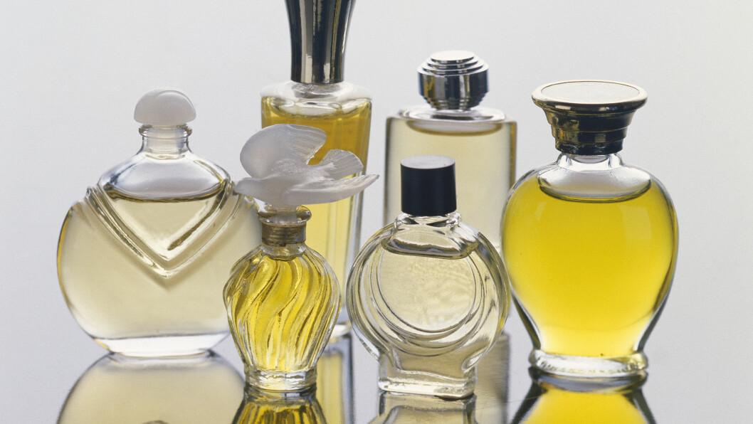 PARFYMEKLASSIKERE: Noen parfymer går vi aldri lei.  Foto: Scanpix