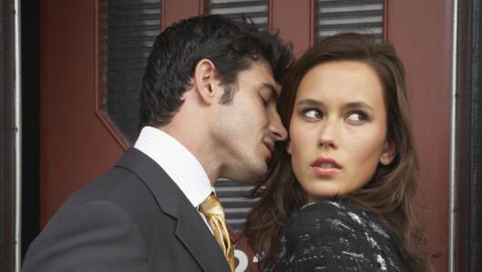 UTRO? Ville du stolt på mannen din, om du visste at han hadde vært utro før? Foto: Scanpix