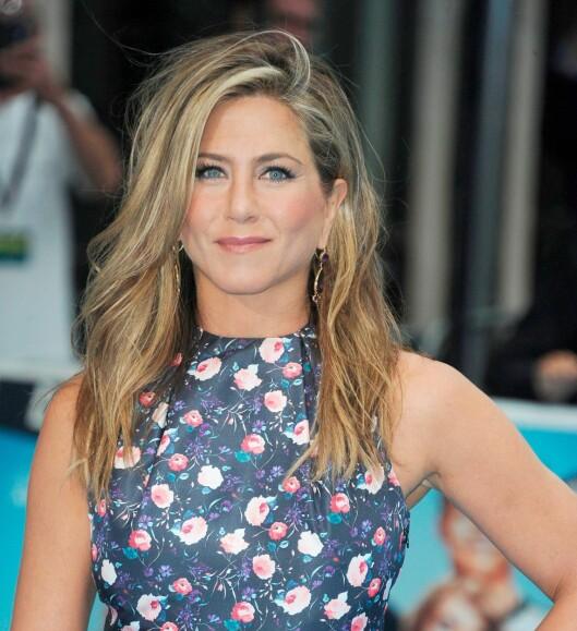 <strong>HOLDER SEG GODT:</strong> Hemmeligheten bak Jennifer Anistons veltrente kropp og vakre utseende er et sunt og variert kosthold, samt gode treningsrutiner.  Foto: All Over Press