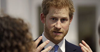 image: Prins Harry mener at ingen i kongefamilien egentlig vil bli konge og dronning