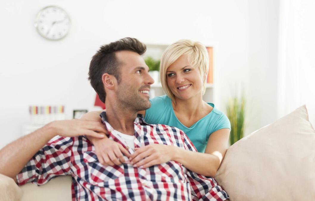 <strong>TA INITIATIV:</strong> En ny undersøkelse viser at menn ønsker at vi kvinner skal ta mer initiativ og være den som tar det første steget.  Foto: gpointstudio - Fotolia