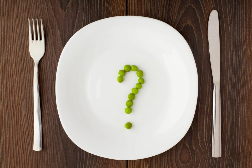 <strong>IDENTITETSMARKØR:</strong> Hvilken diett du følger sier mye om identiteten din, mener Kristin Undheim ved markedshøyskolen.  Foto: All Over Press
