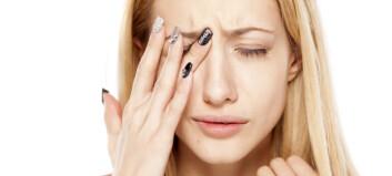 Bihulebetennelse - her er de vanligste symptomene