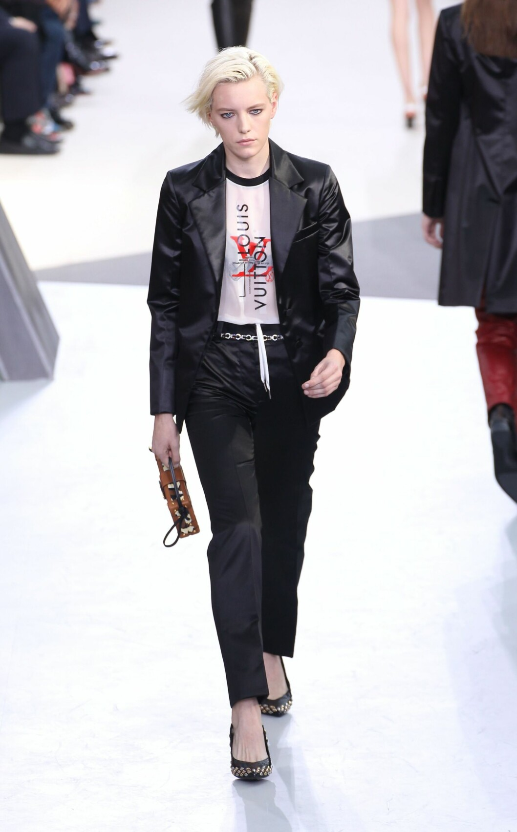 Louis Vuitton høst/vinter 2015/2016. Foto: REX/All Over Press