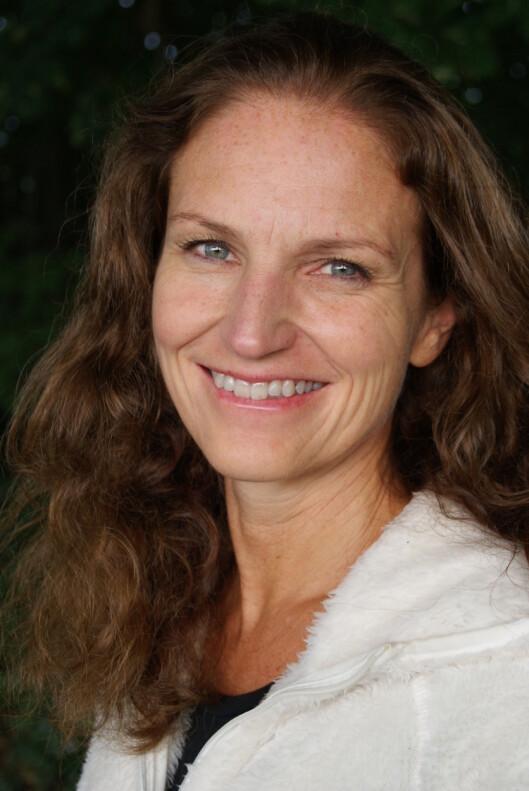 EKSPERTEN: Gunn Helene Arsky er ernæringsfysiolog cand. scient i BAMA gruppen AS, og forfatter av boken «Spis deg ung» Foto: Gunn Helene Arsky, Spis deg ung/Arsky, Cappelen Damm.