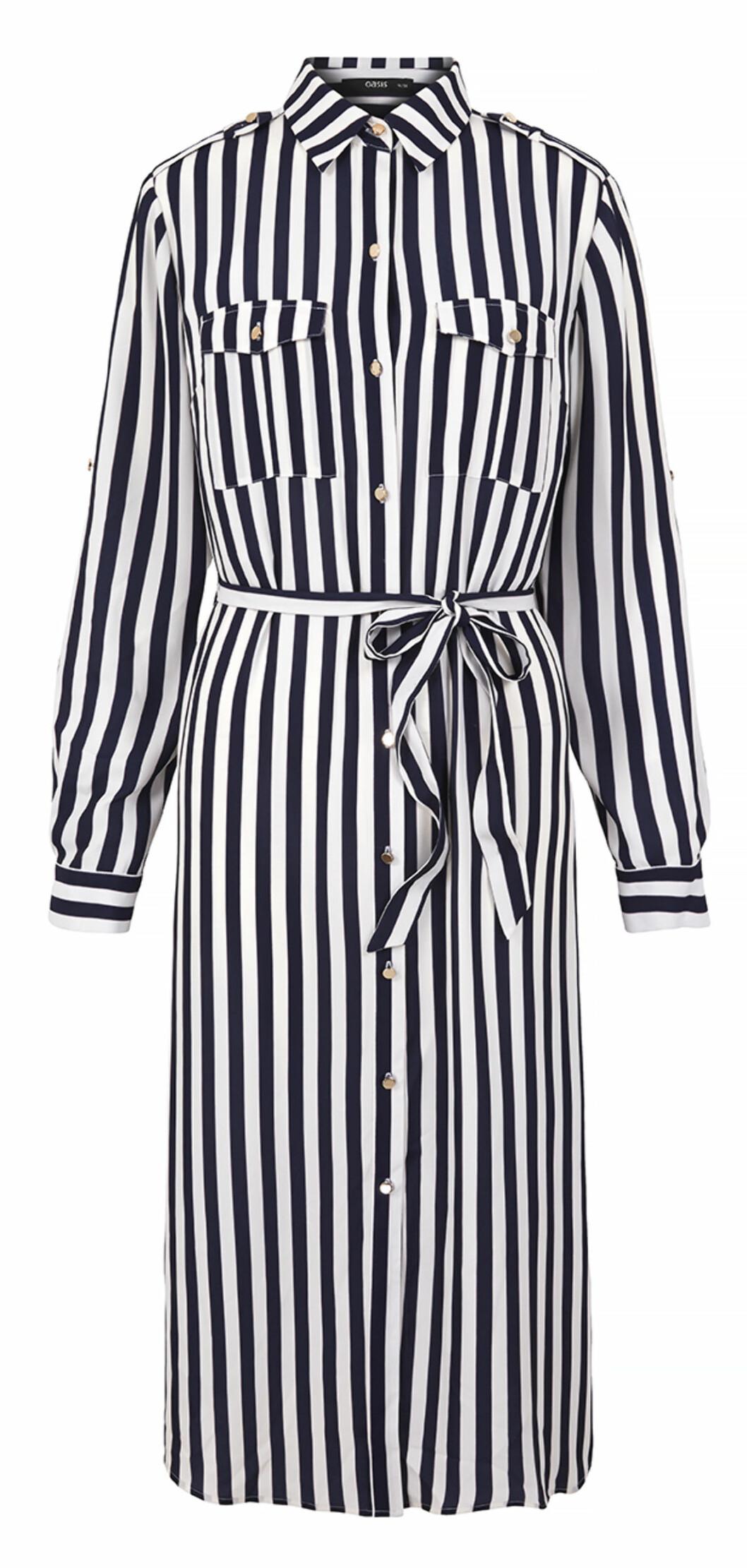 GOD NR. TO ... denne skjortekjolen fra Oasis (Kjole (kr 525).
