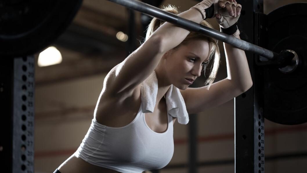 Close-up of woman UVEL? Lytt til kroppen din. Restitusjon er viktig, så ikke har dårlig samvittighet hvis du dropper treningen en dag fordi helsa ikke er der. at crossfit center Foto: Photographee.eu - Fotolia