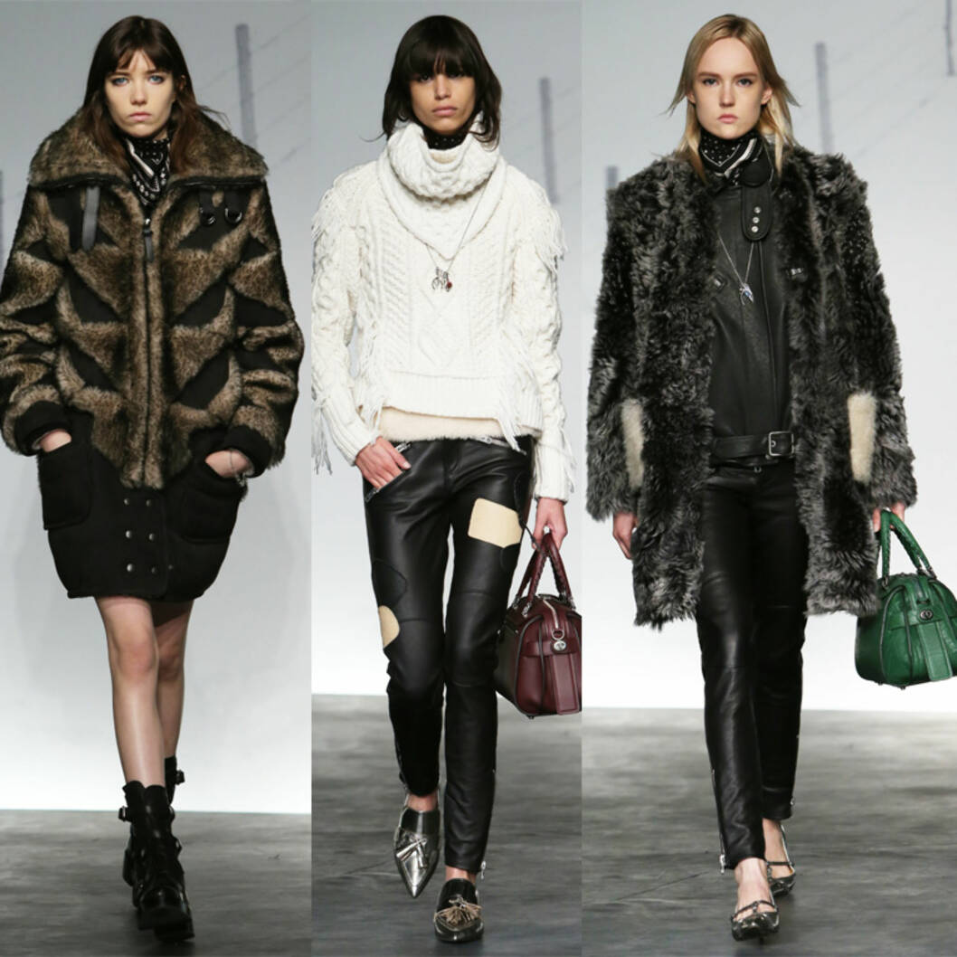 NYFW: Coach AW15. Foto: All Over