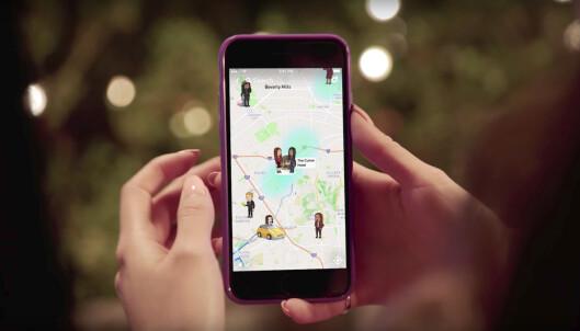 Snapchat lanserer Snapkart