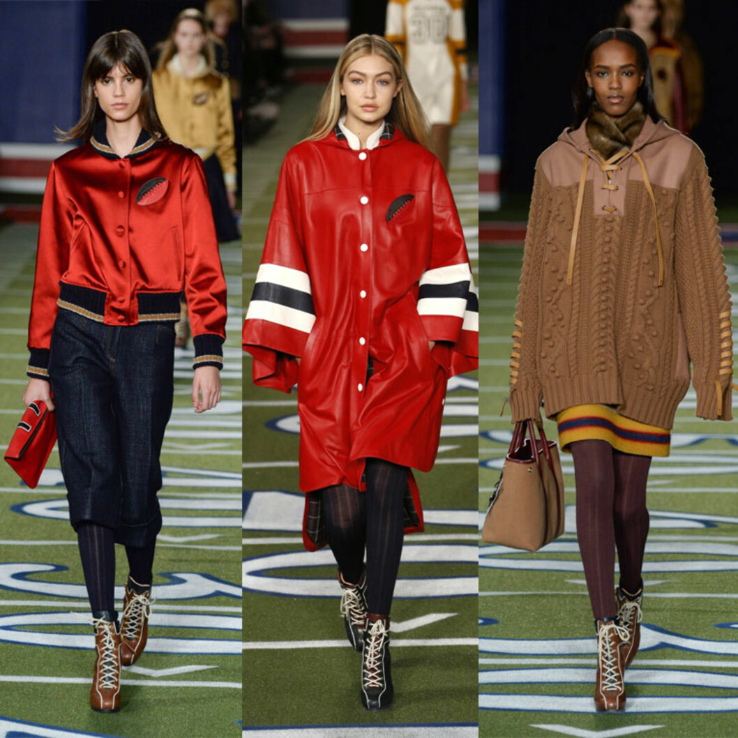 NYFW: Tommy Hilfiger AW15. Foto: All Over