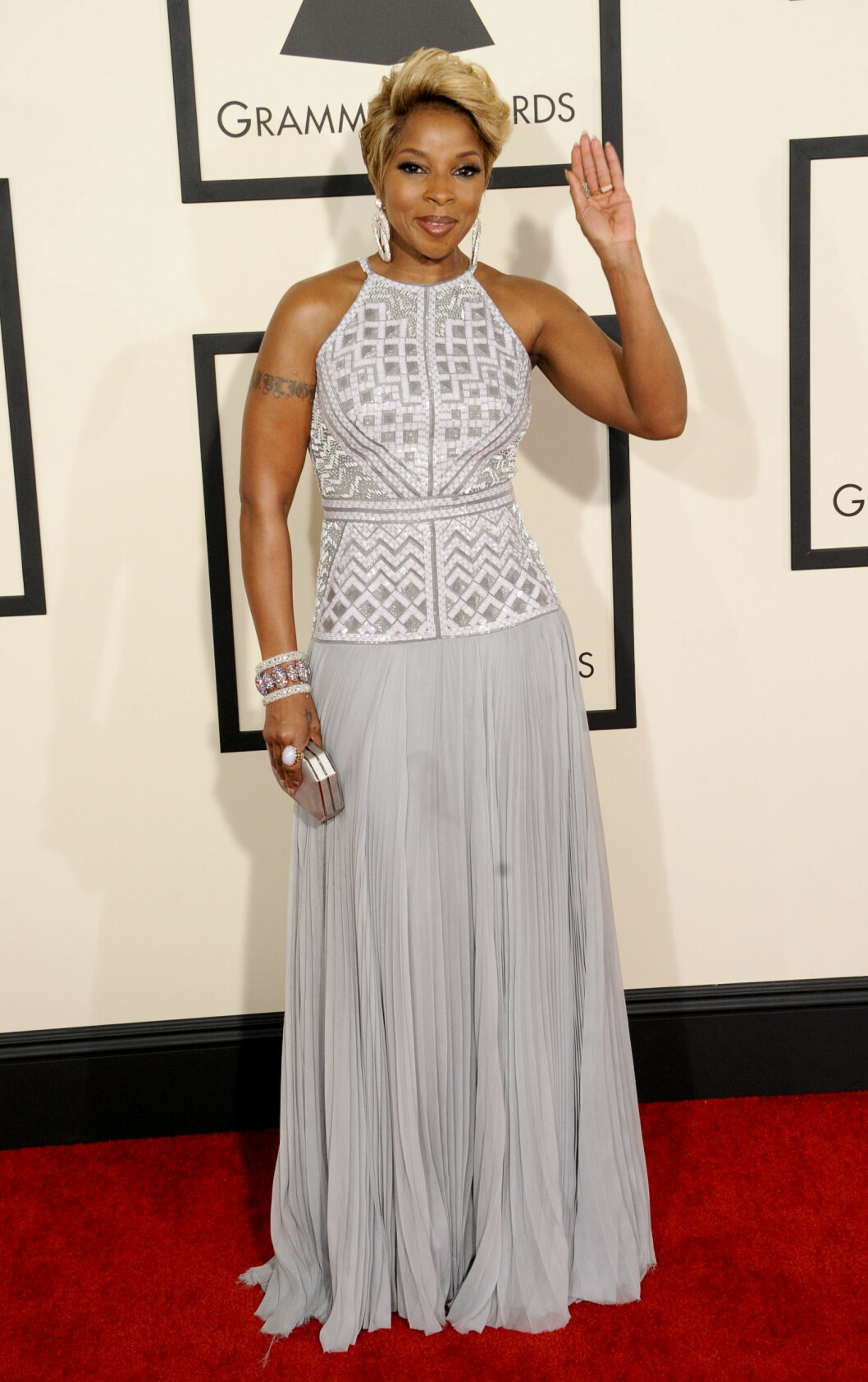 Mary J. Blige Foto: Picture Perfect/REX/All Over Press