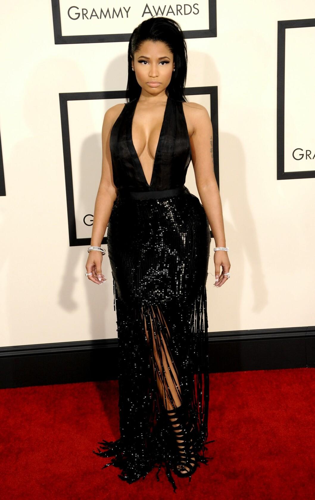 Nicki Minaj Foto: Picture Perfect/REX/All Over Press