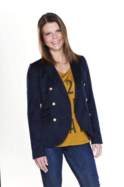EKSPERTEN: Christine Otterstad er utdannet mental trener og KKs faste livsstilscoach.