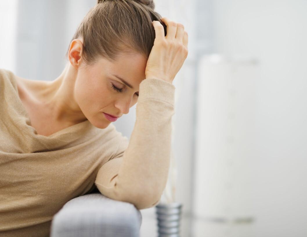 STRESSKONTROLL: I våre travle liv handler mye om å klare å kontrollere stress.  Foto: Alliance - Fotolia