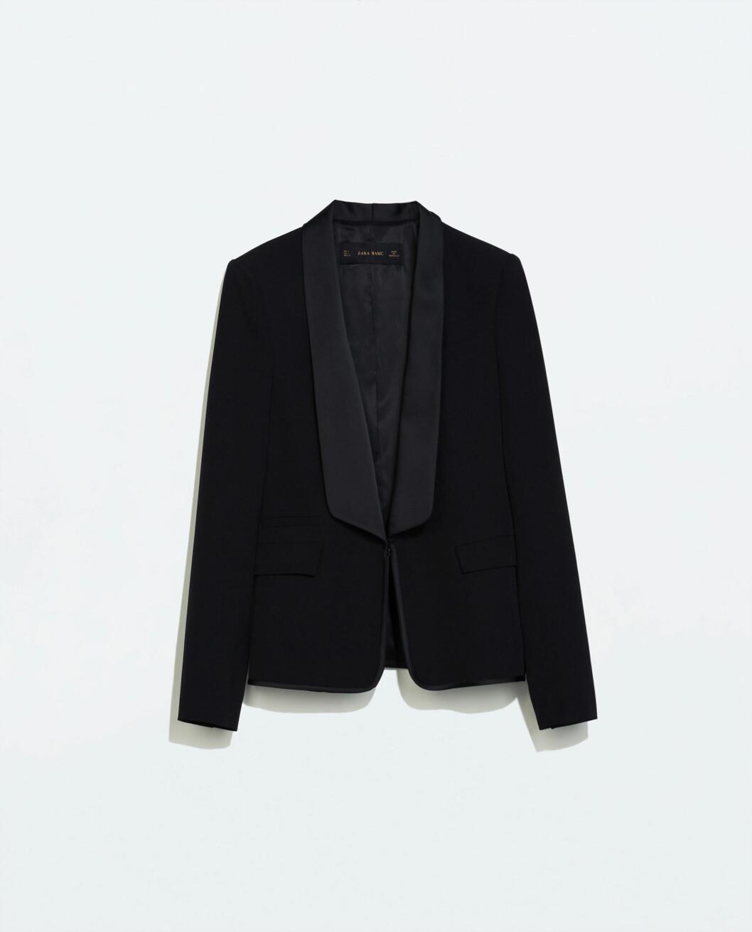 Blazer fra Zara, kr 799.  Foto: Produsentene