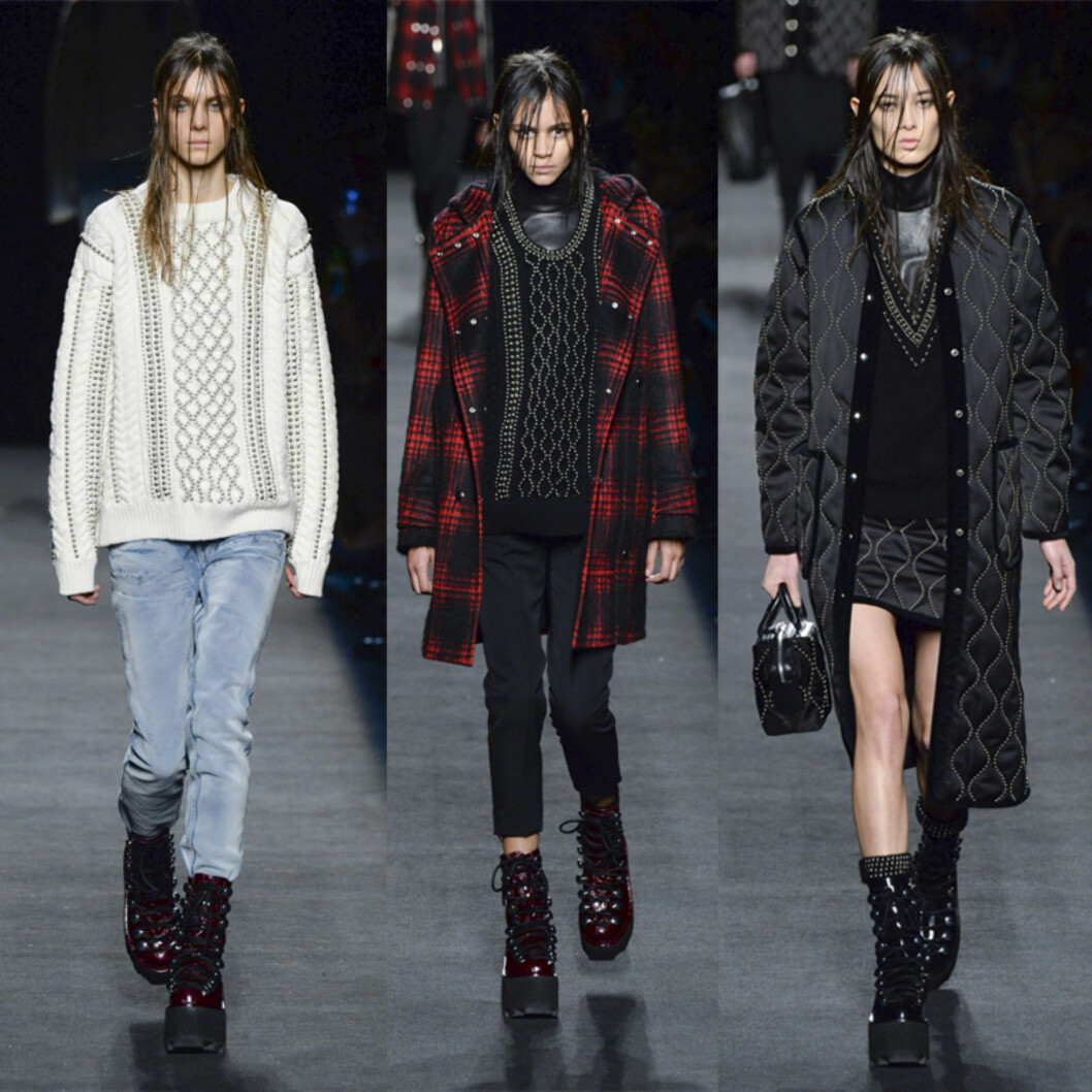 NYFW: Alexander Wang AW15. Foto: All Over