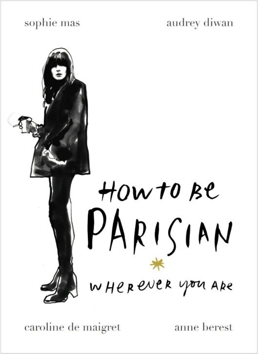 Caroline De Maigret er for tiden aktuell med boka «How to be a Parisian».