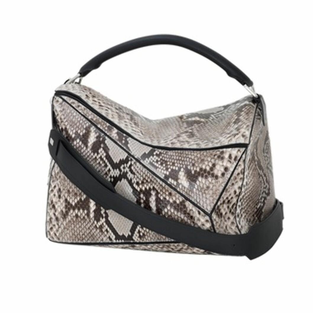 LOEWE: Loewe Puzzle Bag. Foto: Vogue.com
