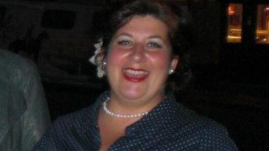 OVERVEKTIG: Linda følte seg veldig overvektig og bestemte seg for å gjøre noe med det! Foto: Privat
