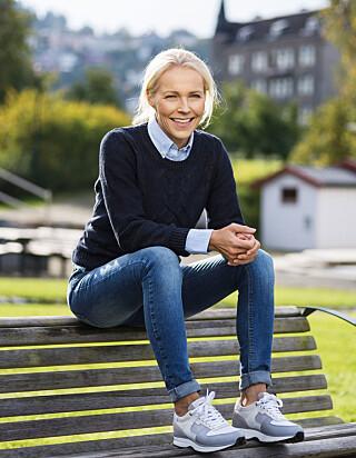 ALLSIDIG: Berit Nordstrand er lege, kostholdsveileder, forfatter og forretningskvinne. Foto: NTB Scanpix