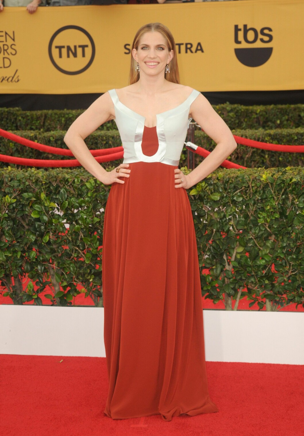 ANNA CHLUMSKY:  Foto: /All Over Press
