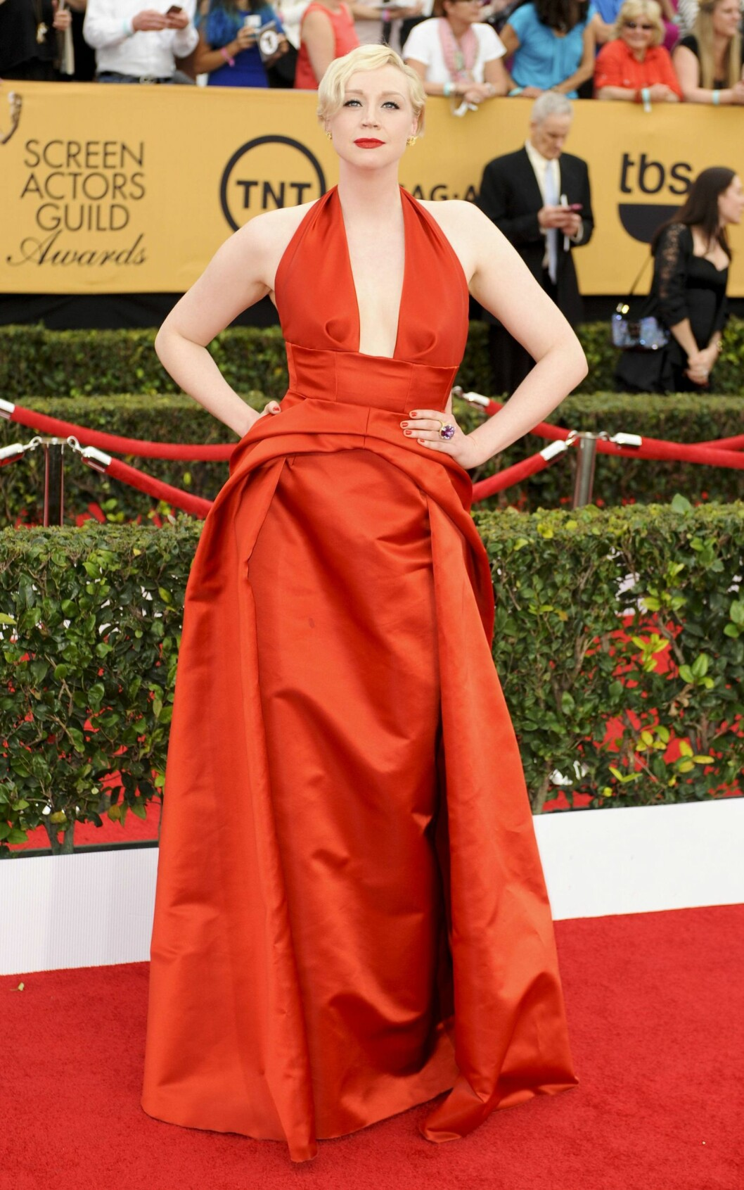 Gwendoline Christie  Foto: imago/PicturePerfect/ All Over P