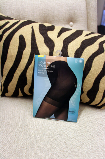Form up tights - KappAhl (kr 99) Foto: Cecilie Leganger