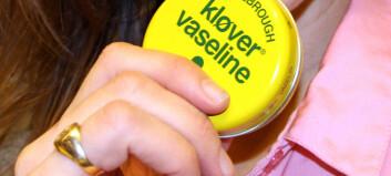 10 ting du kan bruke vaselin til