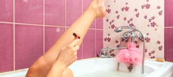 Visste du dette om barbering?