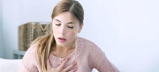 Har du hjertebank?