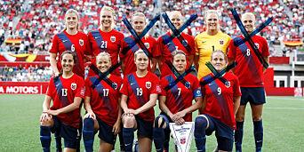 image: Over halve laget er borte på to år
