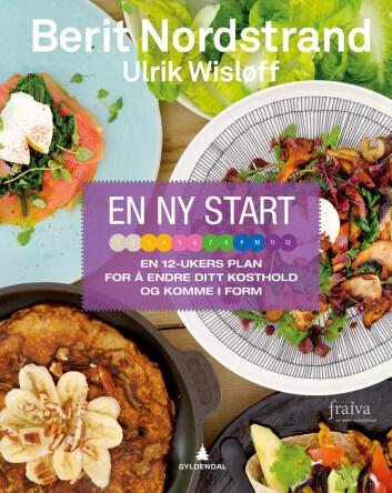 <strong>NY BOK:</strong> Berit Nordstrand er aktuell med boken «En ny start». Foto: Studio Dreyer Hensley/Gyldendal