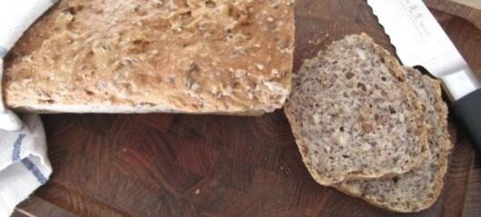 Brød som nesten baker seg selv