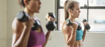 Derfor blir du støl og stiv etter trening