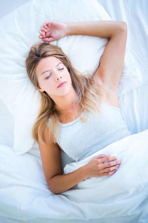 HVILE  En god natts søvn og næringsrik mat er viktig for at musklene skal  reparere 19b4de2538525