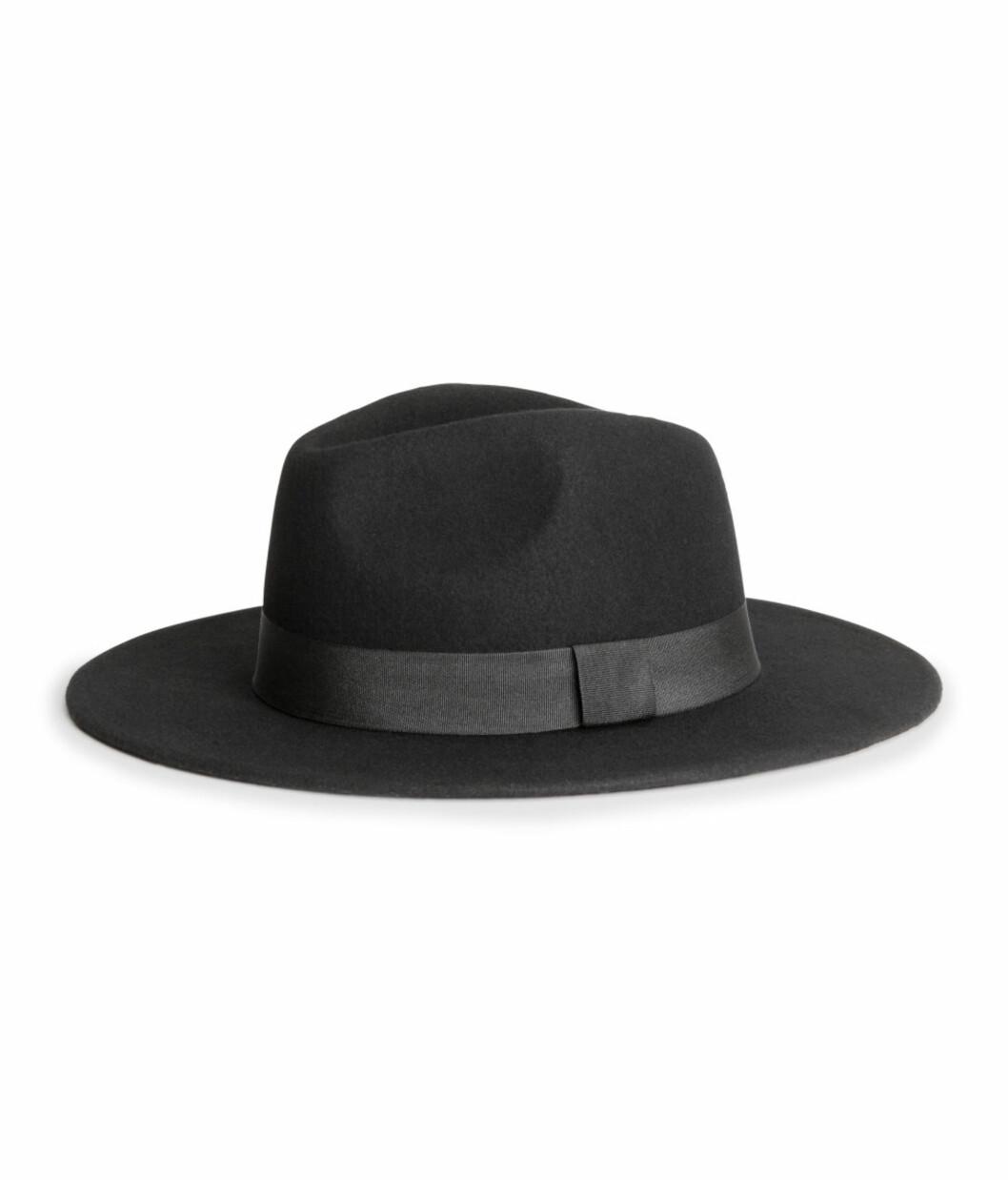 Hatt fra H&M, 179 kr. Foto: Produsenten.