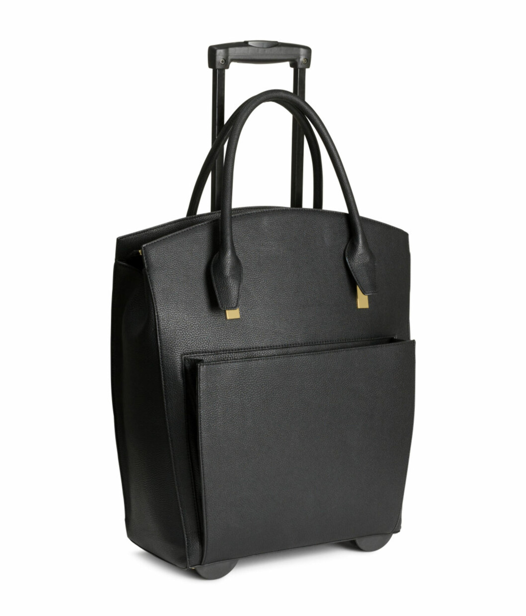 Koffert fra H&M, 799 kr. Foto: Produsenten.