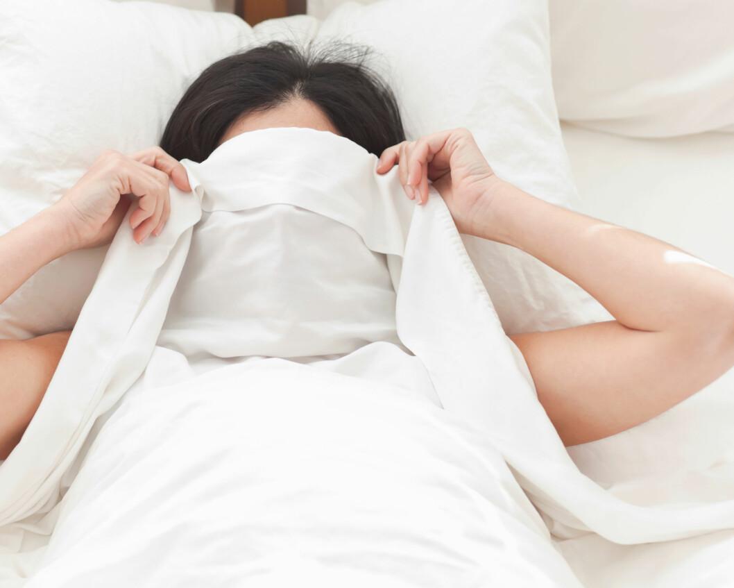 <strong>UHELIDGE LYDER:</strong> Luft i vagina er ikke uvanlig under samleie, og det kan føre til høylytte prompelyder som er svært pinlig. Foto: Blend Images / Alamy/All Over Press
