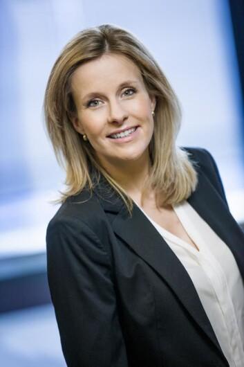 EKSPERTEN: Kristina Picard er forbrukerøkonom og kommunikasjonssjef i Storebrand. Foto: Storebrand