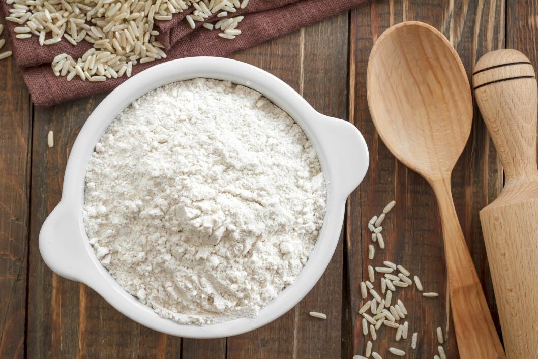 GLUTENALLERGI: Er du glad i å bake, men har glutenallergi? Det trenger ikke stoppe deg. Her er seks alternativer du kan bruke istedet for hvetemel.  Foto: Sea Wave - Fotolia