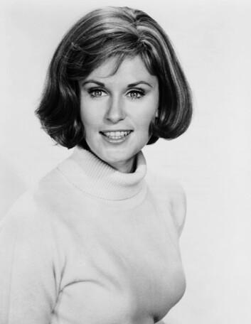 POLOHALSEN - EN EVIG KLASSIKER: Her ser vi skuespiller Susan Clark i The Forbin Project I 1970.  Foto: Courtesy Everett Collection