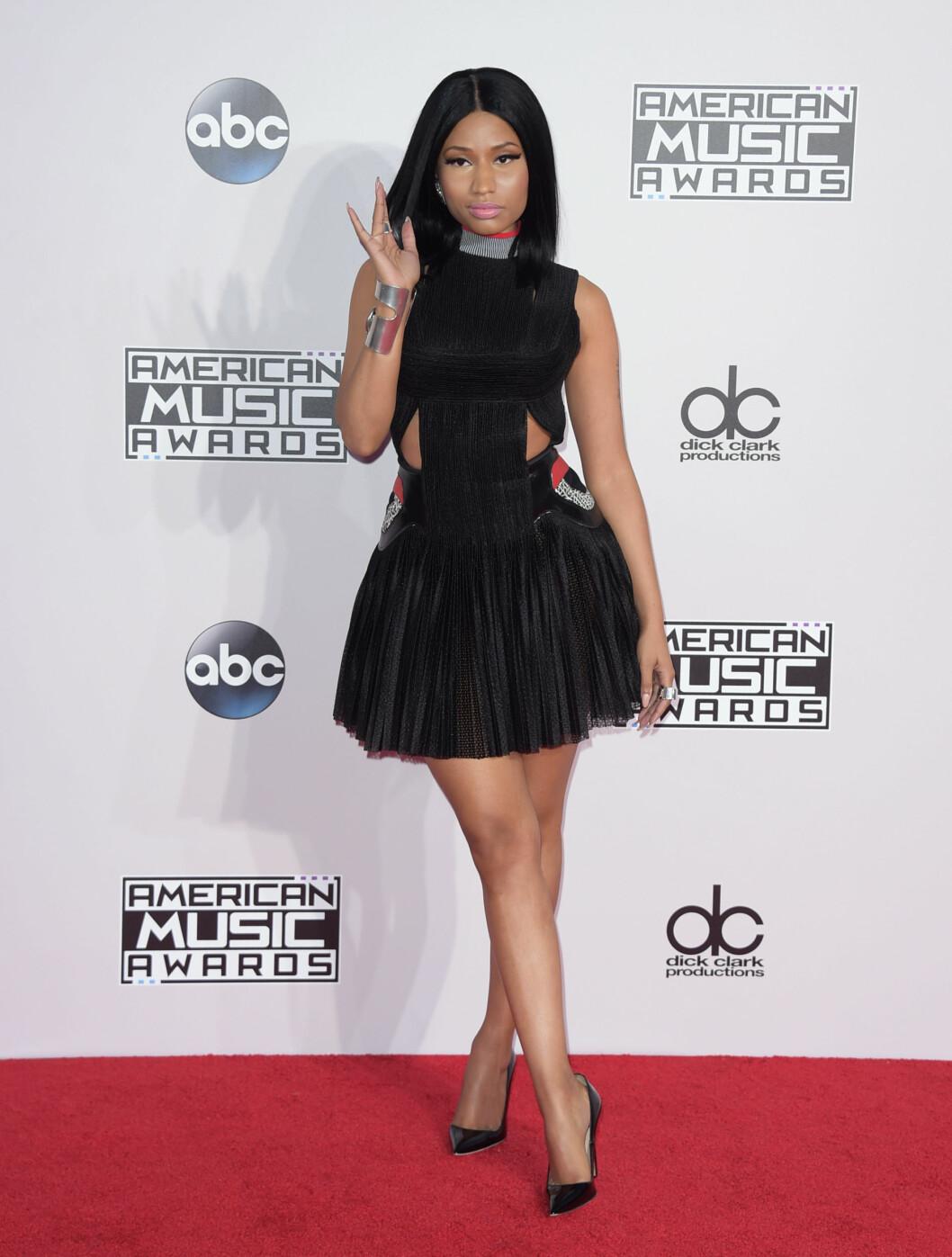 Nicki Minaj  Foto: insight media/All Over Press