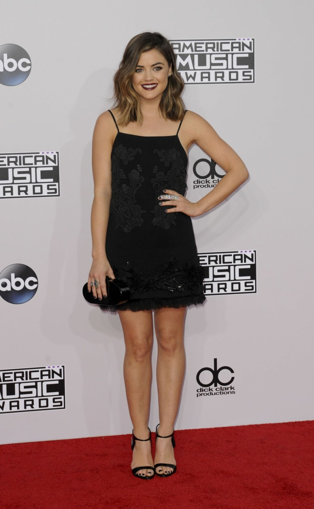Lucy Hale Foto: /All Over Press